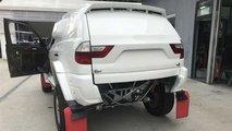 Dakar-Spec BMW X3 Cross Country