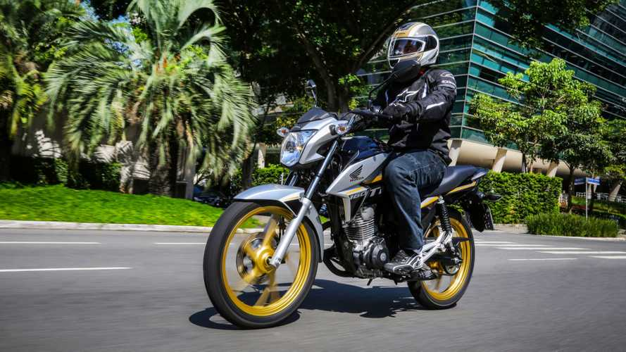 Honda CG Titan comemora 25 anos com série especial por R$ 10.800