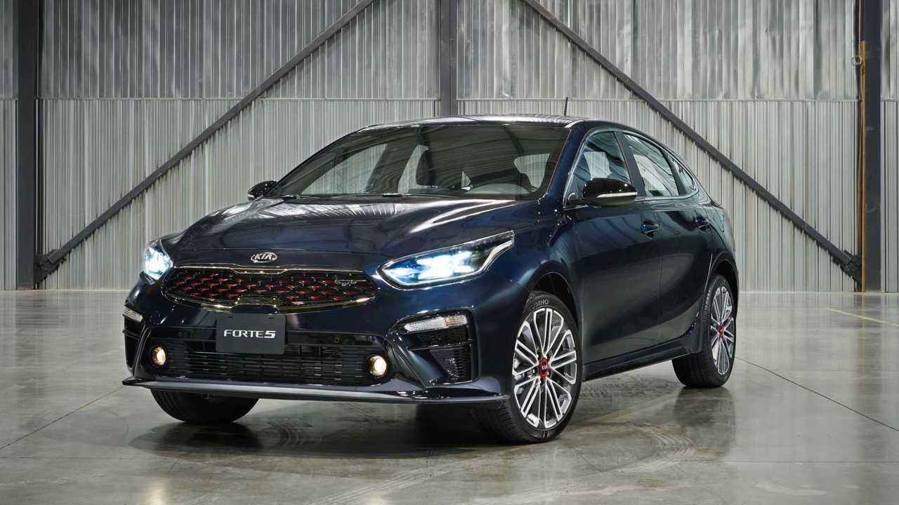 Kia Forte5 2020 (Cerato Hatchback)