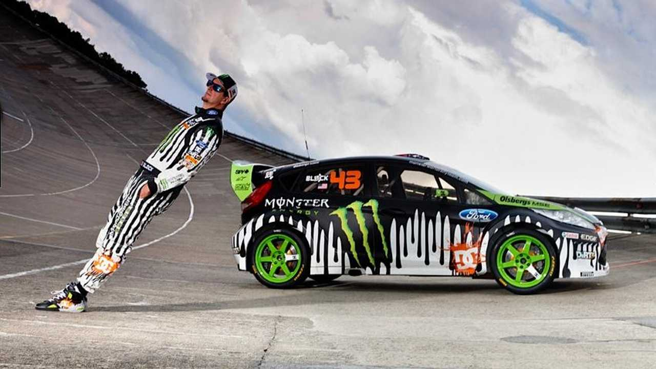 Gymkhana 3: Ultimate Playground (2010)