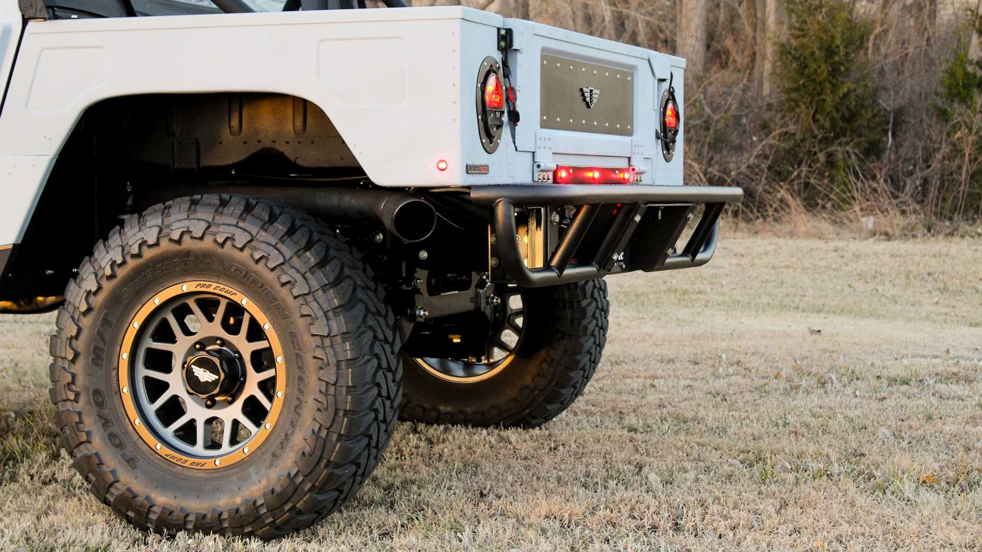 Is this $250,000 Mil-Spec Hummer A Beauty Or A Beast?