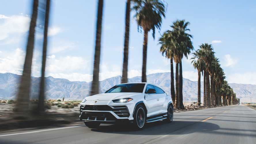 2019 Lamborghini Urus: First Drive