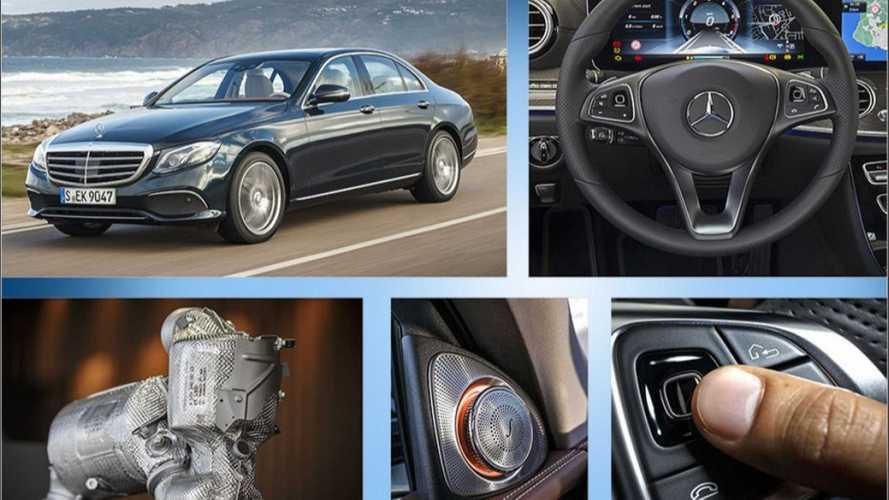 Mercedes E-Klasse (2016): Die besten Technik-Features und Extras