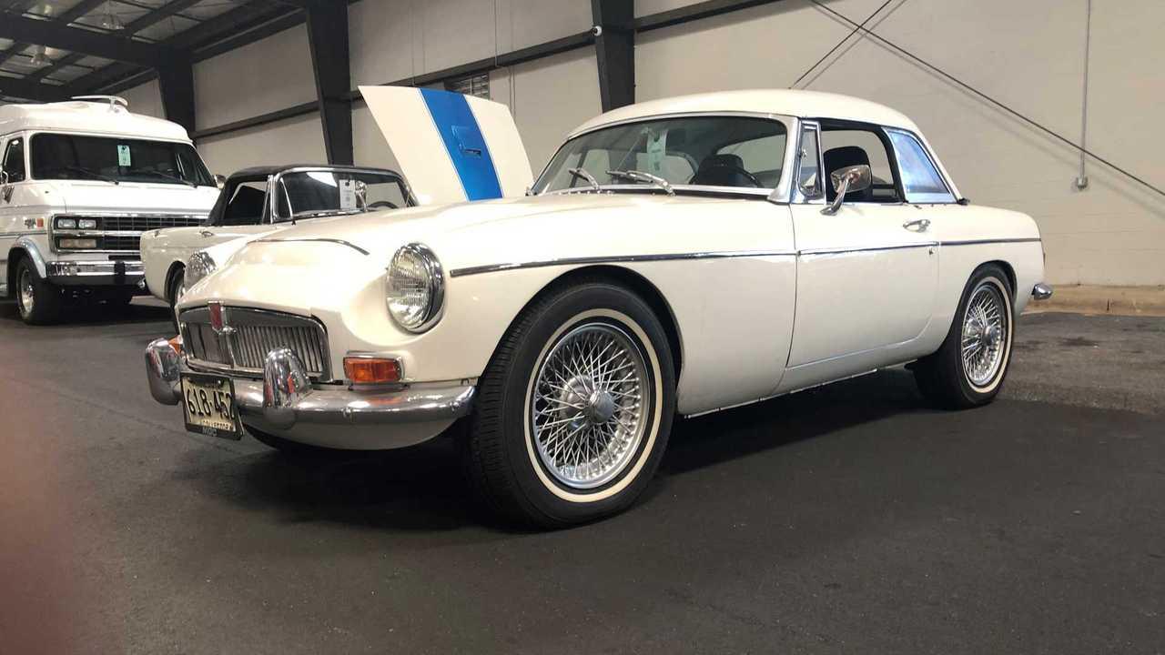 1969 MGC GAA Auction