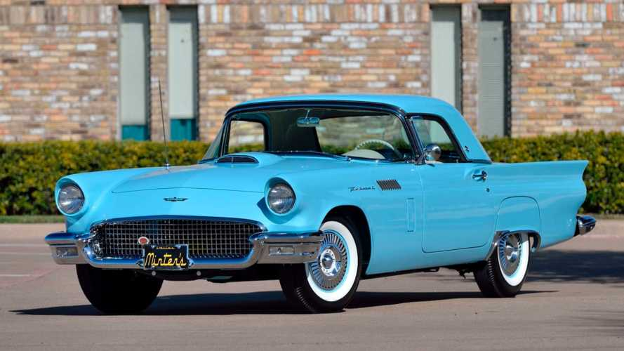 Heading To Auction: The Only F-Bird In Azure Blue