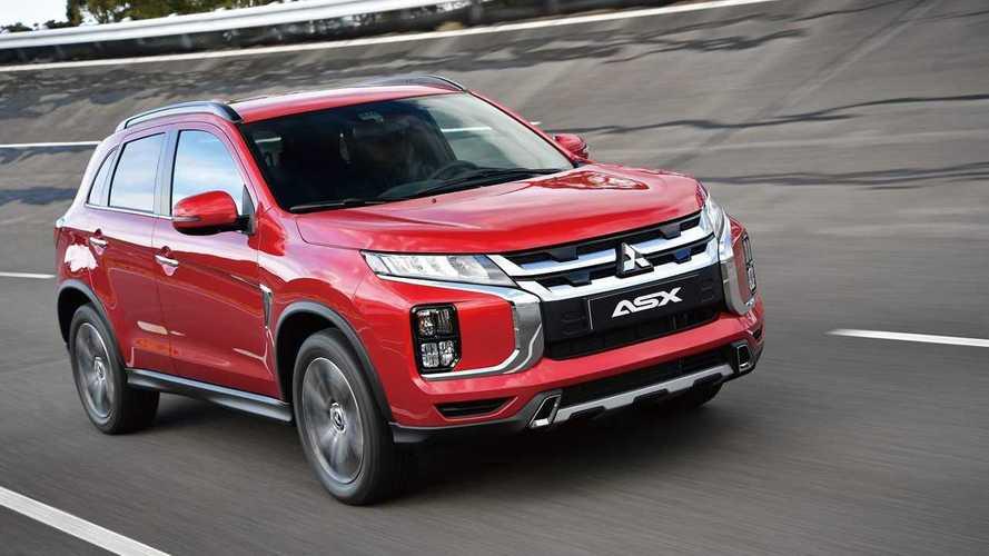 Mitsubishi prepara ASX menor para brigar com HR-V e Creta