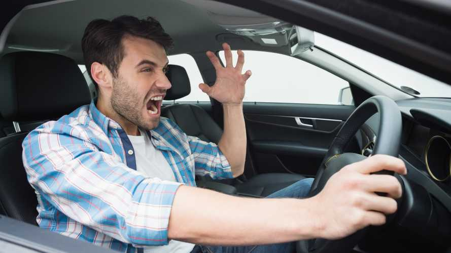 Avoid being the target of road rage with these top tips