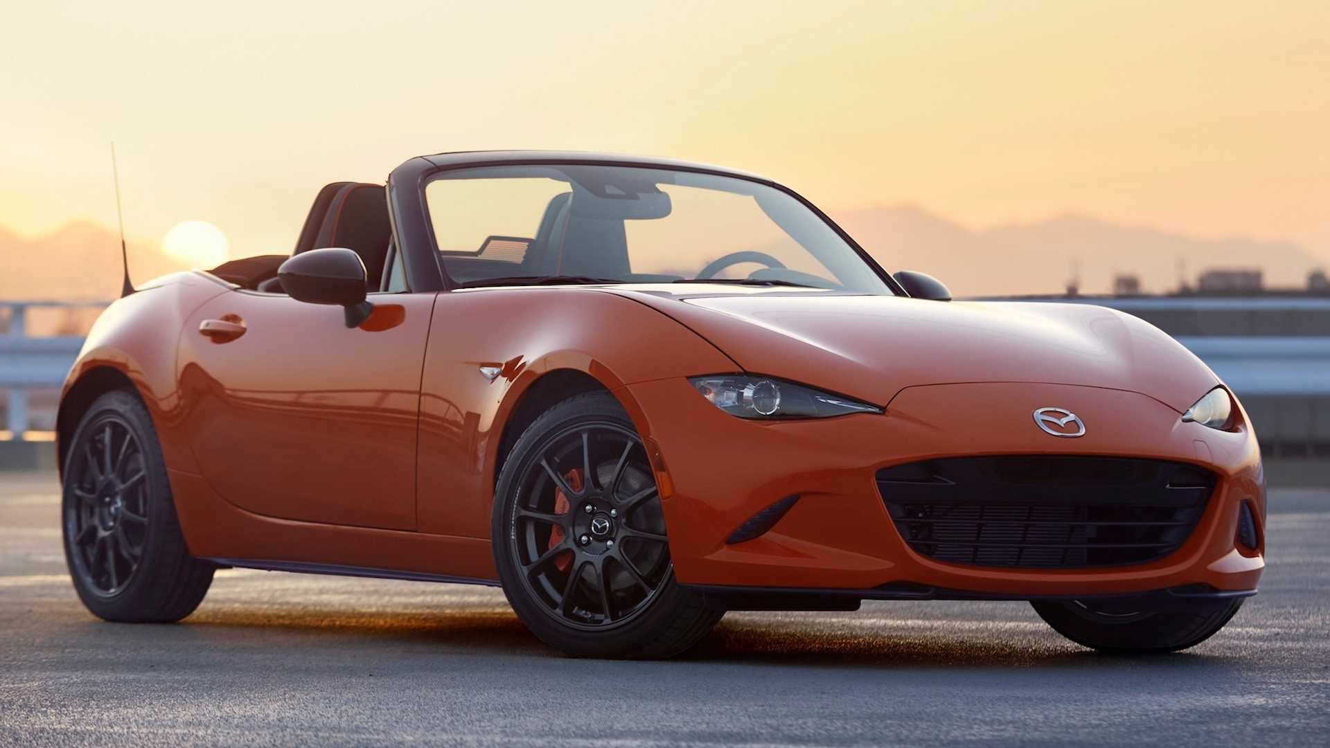 Mazda MX-5 Miata News and Reviews