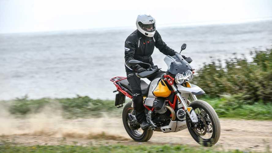 Moto Guzzi V85TT – TEST