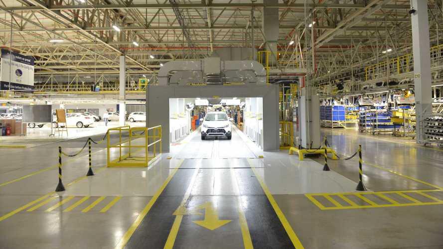 Hyundai adia retorno da produção de HB20 e Creta