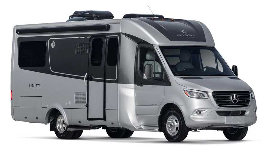 Unity RV Concept Debuts With Trick Rear Lounge Layout