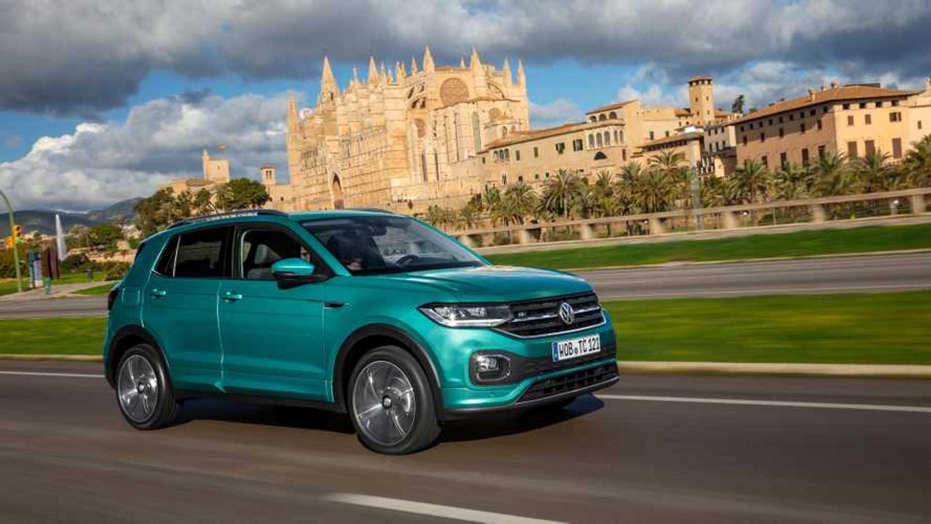 Volkswagen T-Cross, si amplia gamma con 1.5 TSI da 150 CV ...
