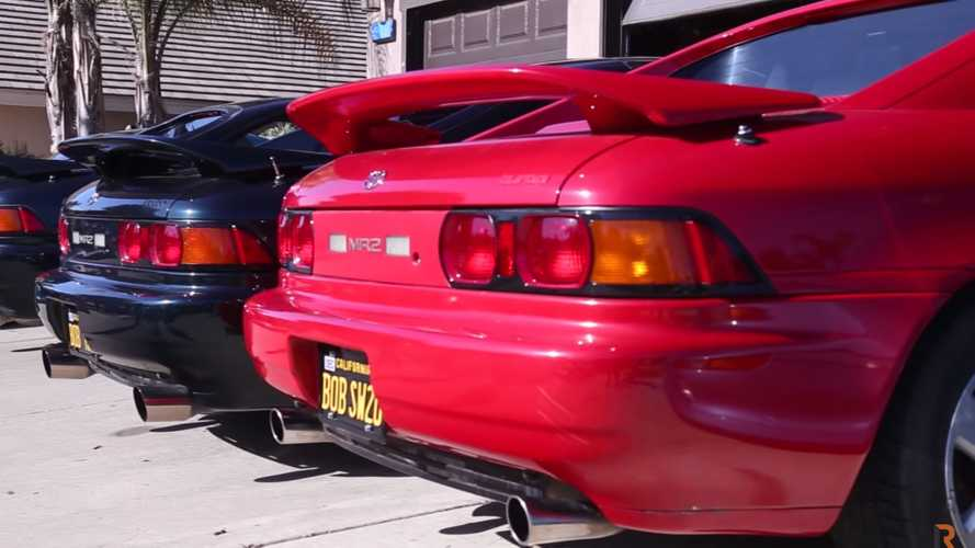 Is This The Biggest W20 MR2 Collection In North America?