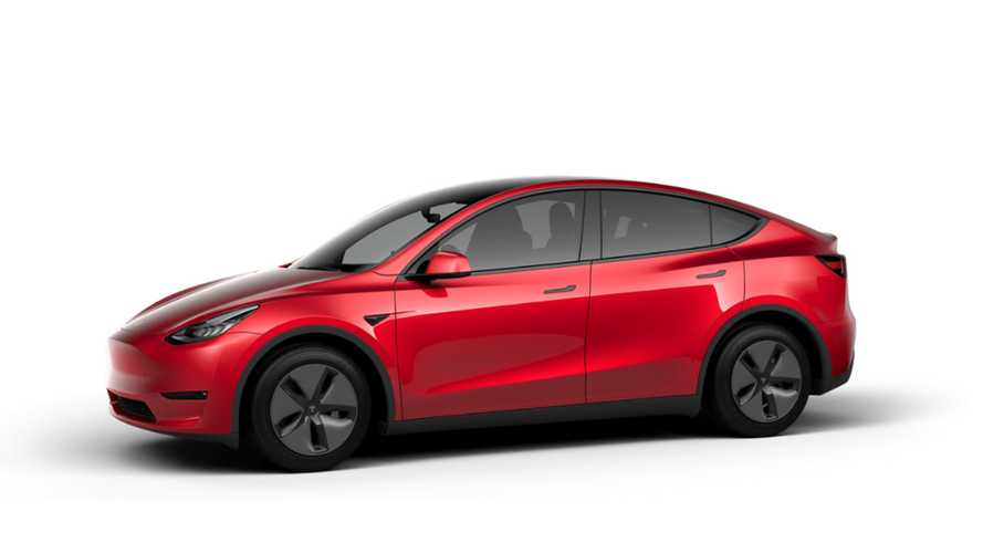 La production du Tesla Model Y est lancée !