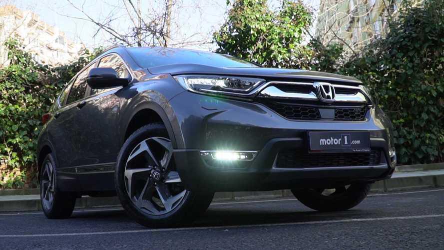 Honda'nın Civic ve CR-V modellerine özel kampanyası devam ediyor
