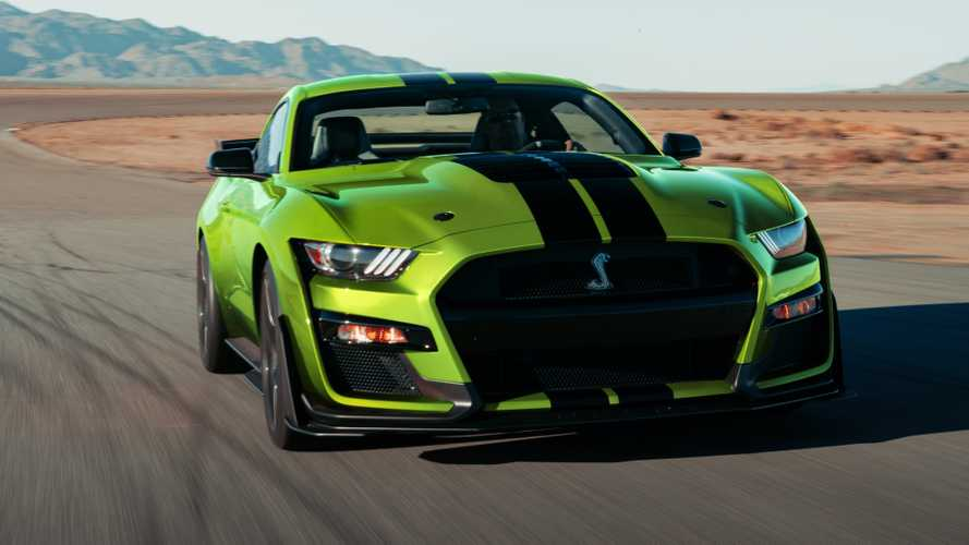 Mustang Shelby GT500 - Ce sera 770 chevaux !