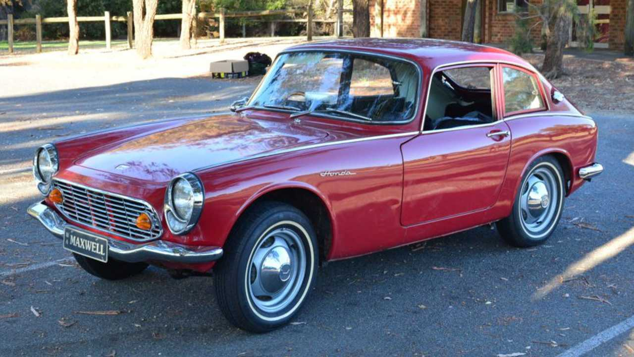 1966 Honda S600 Coupe – current bid at $7,000