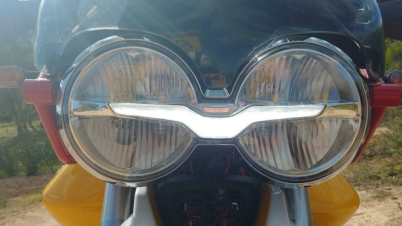 First Ride: 2020 Moto Guzzi V85 TT