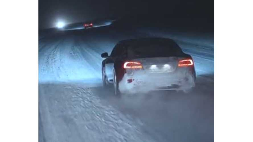 Video: Tesla Model S Cross-Country Rally