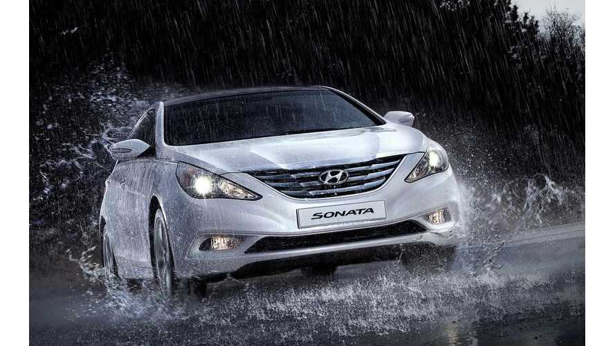 Hyundai-Kia to Launch Plug-In Hybrid Versions of Sonata and Optima in 2015
