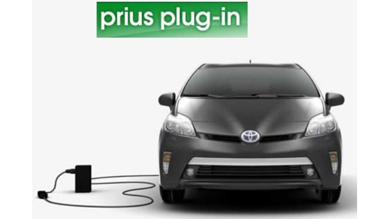 Toyota Prius Plug-In Sales Slump To 695 Units In June, Toyota Puts Blame on Supply