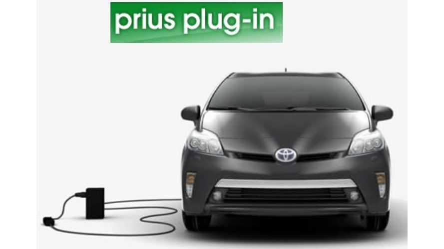 Toyota Prius Plug-In Sales Slump To 695 Units In June, Toyota Puts Blame on Supply