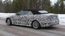 2020 BMW 4 Series Convertible Spy Photo
