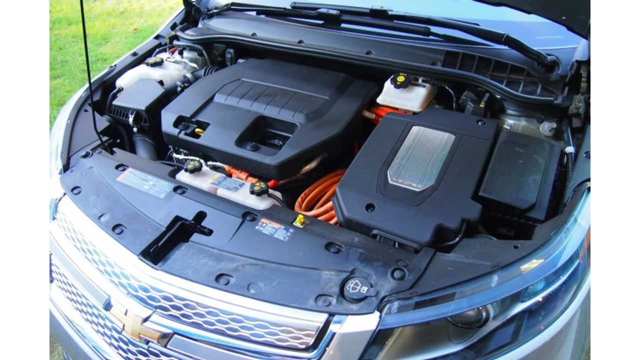 Insider: 1.4L Engine Discontinued in 2014 Chevrolet Volt  (Update: Didn't Happen For MY 2014)