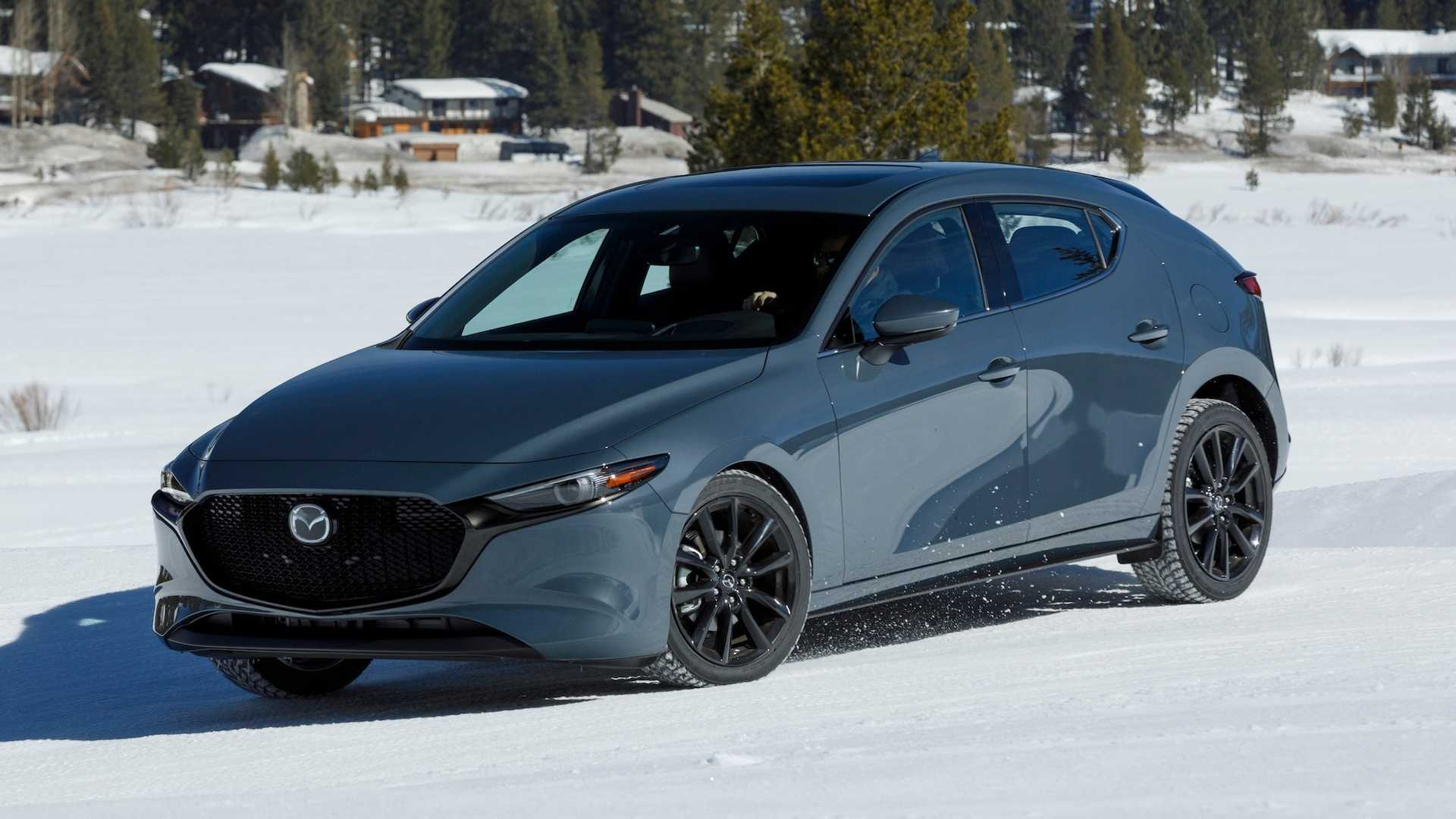 Mazda3 SkyActiv-X To Command Significant Premium In Japan