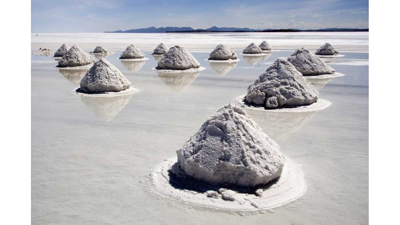 Simbol Succeeds With Production of Lithium Carbonate from
