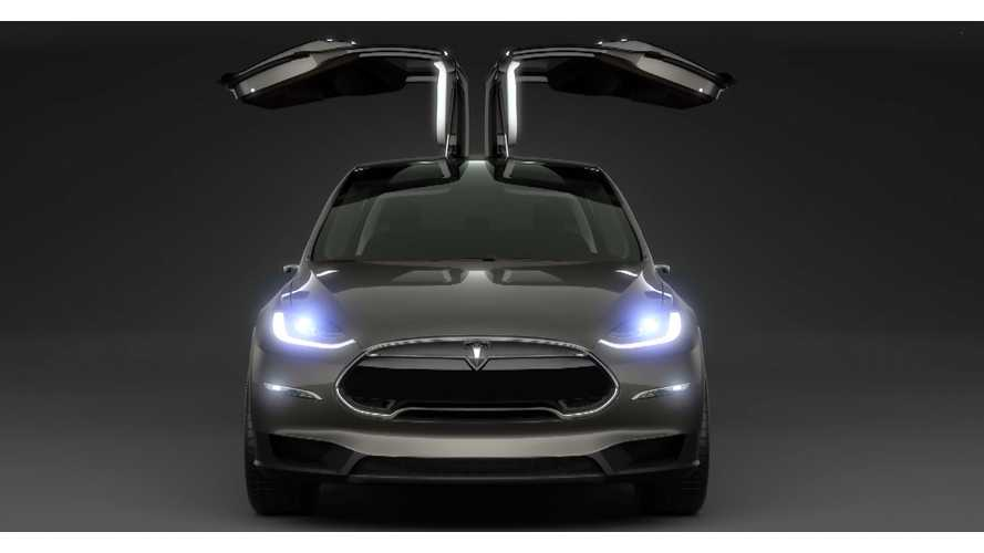 Are Falcon Doors Holding Up The Tesla Model X?
