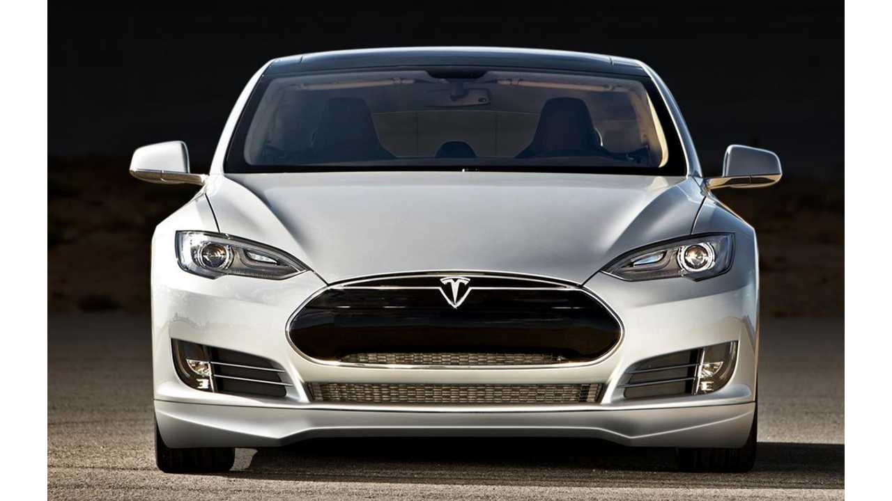 model s unplugged