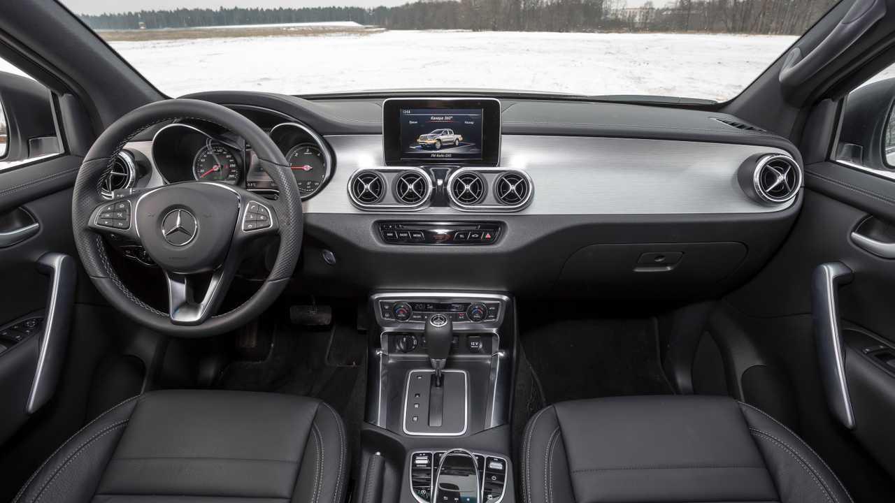 2019 Mercedes-Benz X 350 d