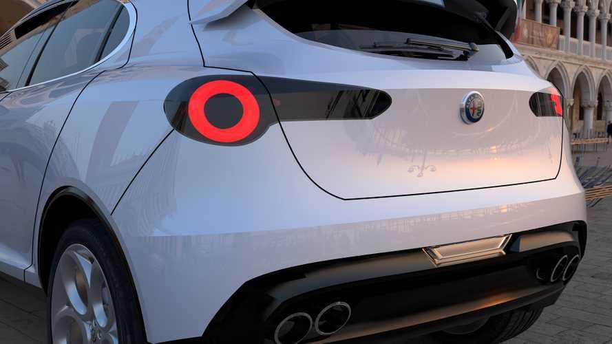 Alfa Romeo Stella design concept