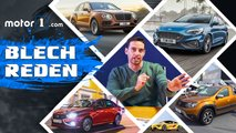 Video: Ford Focus ST, Dacia Pickup, Toyota GT86, SUV-Rekord und Lada Sport