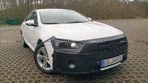 Opel Insignia Grand Sport spy photo