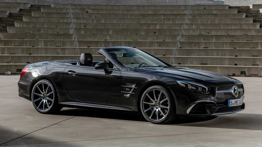 2020 Mercedes SL-Class Grand Edition Debuts With Posh Upgrades