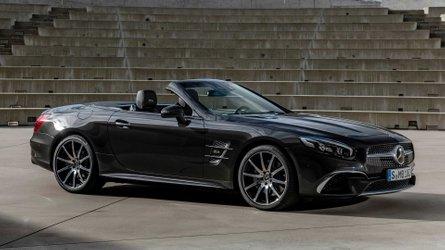 Mercedes-Benz добавил родстеру SL-Class версию Grand Edition