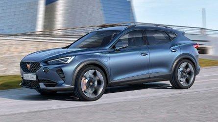 Cupra Formentor (2019) - Un premier concept-car hybride pour Cupra