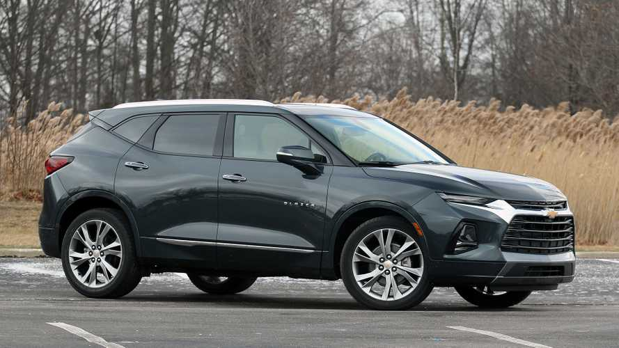 2019 Chevy Blazer Premier AWD: Review | Motor1.com Photos