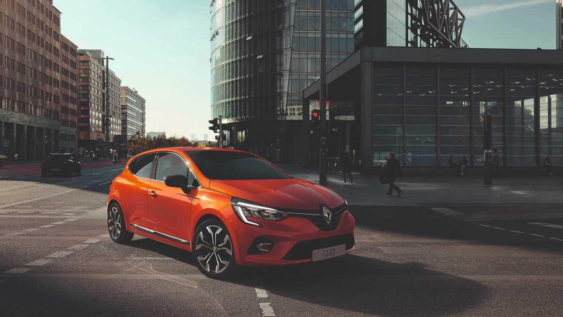 Novo Renault Clio Aposta Em Design Ousado Versao Hibrida E Conducao Autonoma