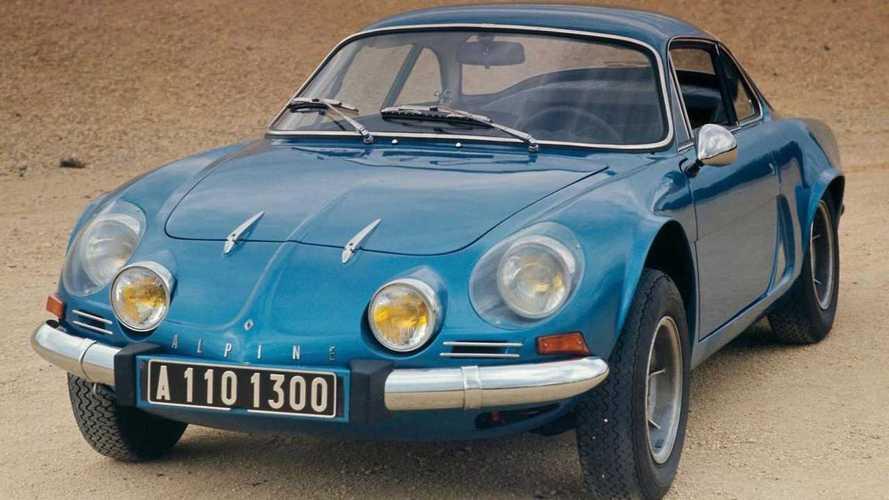 21 coches clásicos legendarios que nos encantan