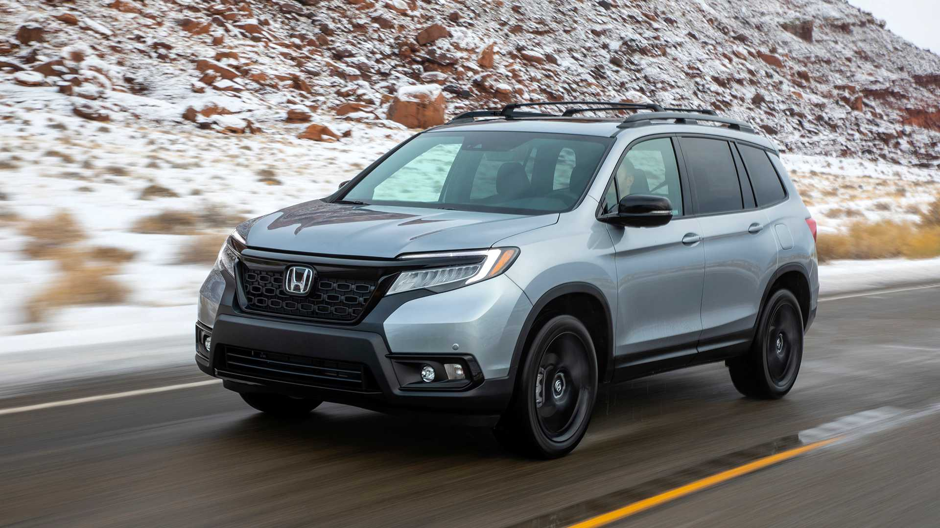2019 Honda Passport First Drive Mainstream Macho
