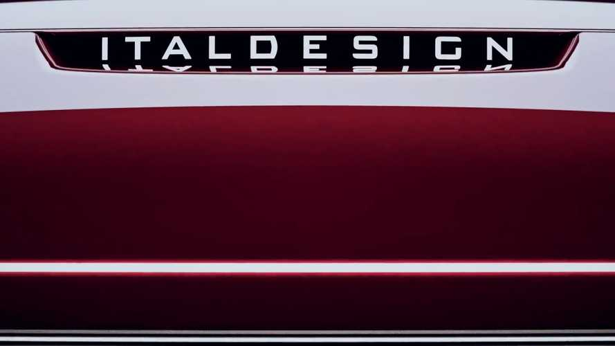 Italdesign teases something fast for Geneva Motor Show