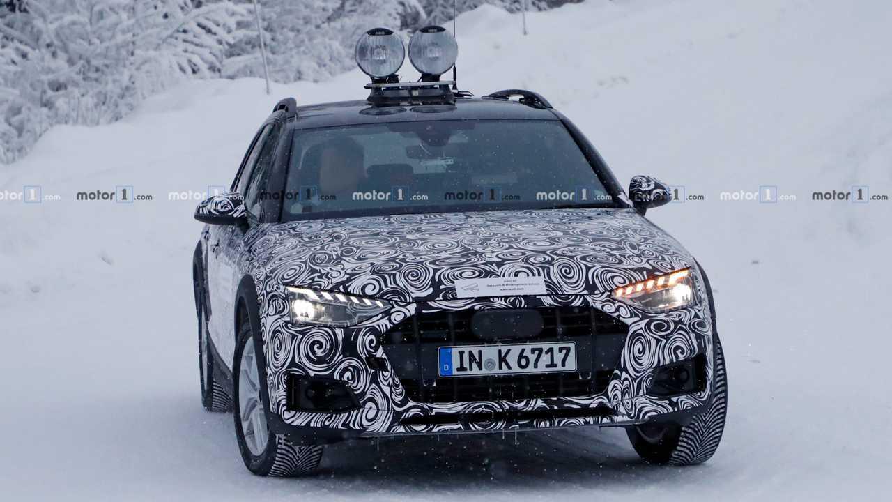 Photo de l'Audi A4 A4 Allroad 2020