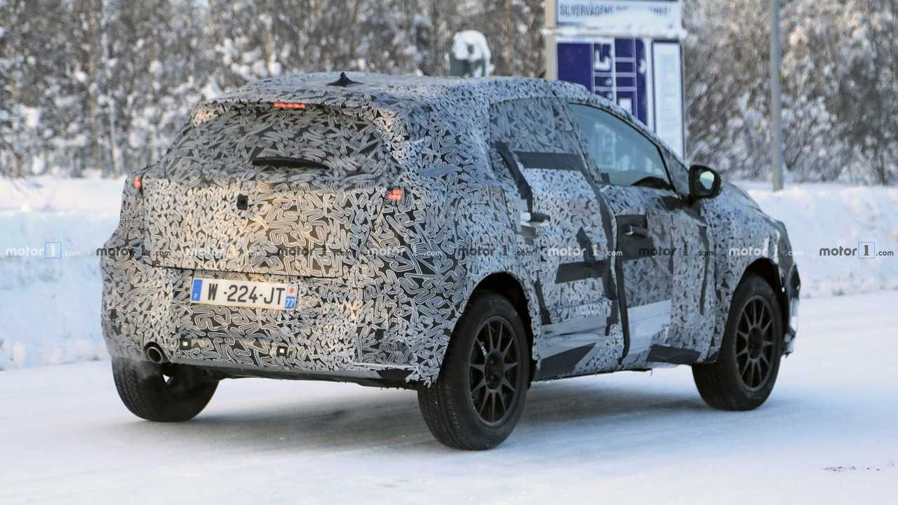 Novo Renault Captur - Flagra