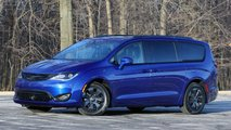 2019 Chrysler Pacifica Hybrid: Review