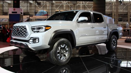 2020 Toyota Tacoma TRD Pro Sees $1,000 Price Hike Over ...