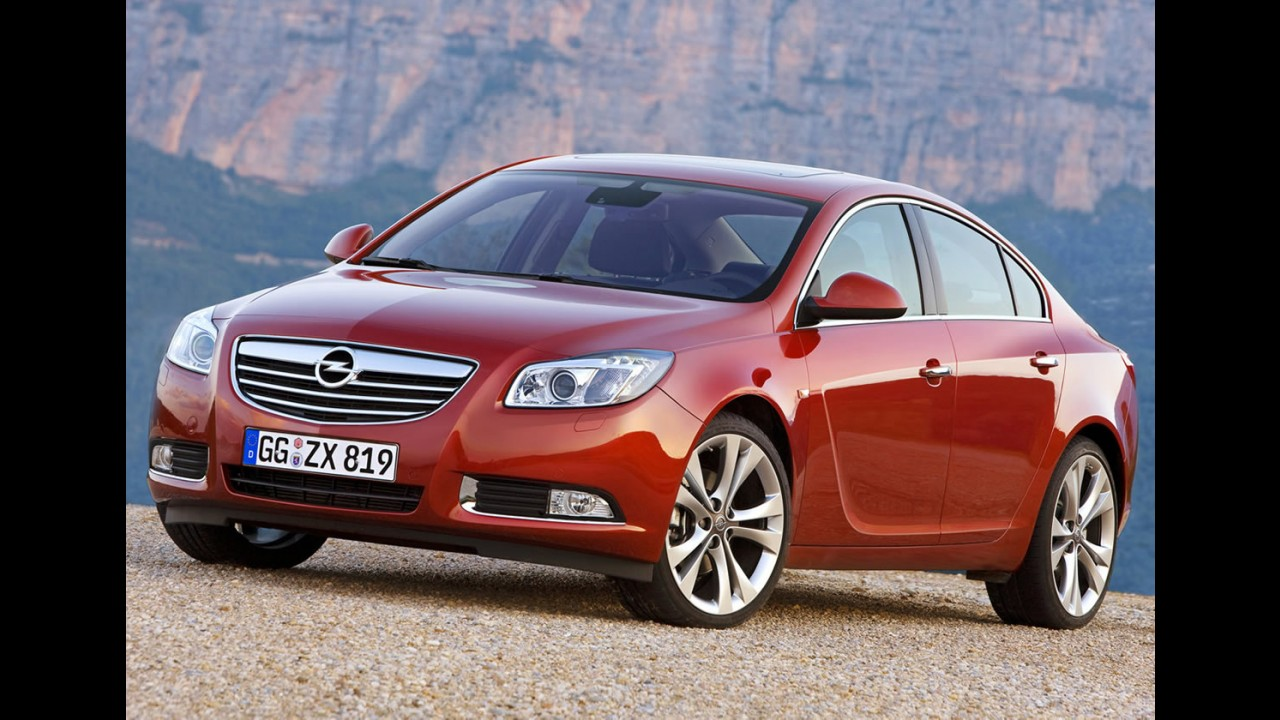 Pé no acelerador: Opel planeja 23 lançamentos até 2016