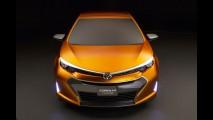 A fúria do Novo Corolla - Toyota Furia Concept antecipa a próxima geração que chega em 2014